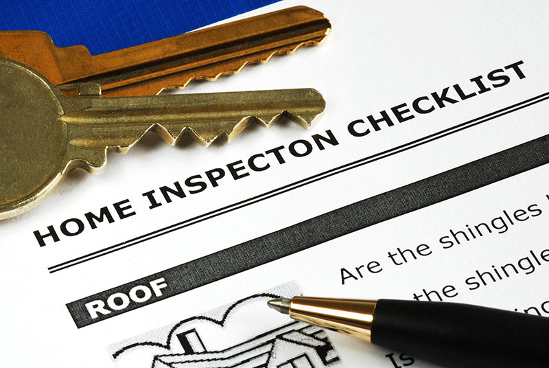home inspections checklist